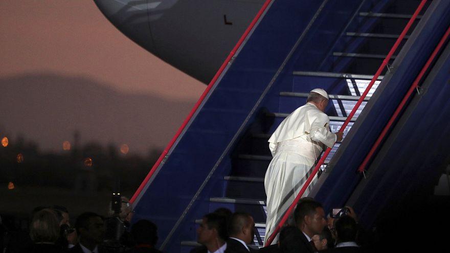 Papst beendet Südamerikareise – und enttäuscht mit Aussage zu Kindesmissbrauch