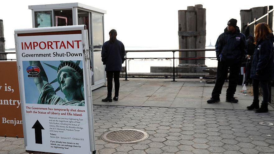"""USA: Keine Einigung im Haushaltsstreit - """"Shutdown"""" bleibt bestehen"""