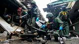 Bomb in Thailand's southern province kills 3, wounds at least 18 says security official