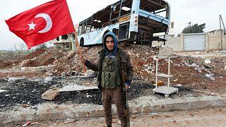 نبرد عفرین؛ هماوردی مسکو و واشنگتن در خاک سوریه
