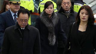 Kim Dzsong-un volt barátnője is fellép a téli olimpián?