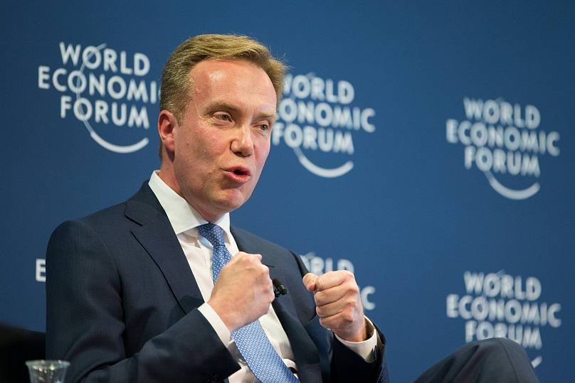 Borge Brende, presidente del World Economic Forum