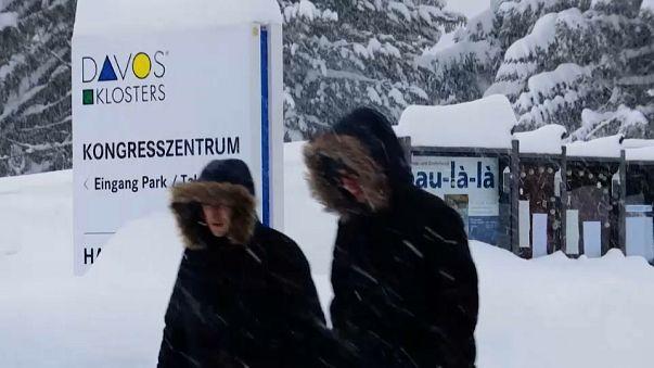 Davos acolhe elite mundial