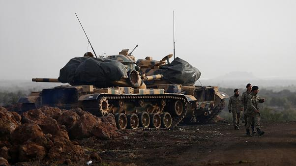 مقتل جندي تركي إثر اطلاق عملية غصن الزيتون في سوريا