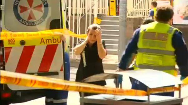 Vonatbaleset Sydney külvárosában