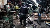 Tαϊλάνδη: Βομβιστική επίθεση σε υπαίθρια αγορά