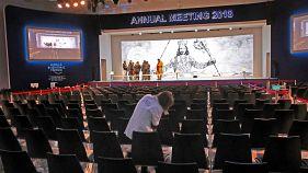 2018 Davos Zirvesi Başlıyor