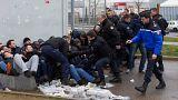 اعتصاب سراسری زندانبانهای فرانسوی و نگرانیهای مقامات امنیتی