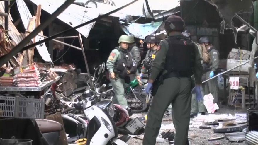 3 Tote bei Bombenanschlag in Thailand