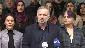 Ayhan Bilgen: Bu sorunlar bomba ve ateşle çözülmez