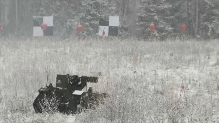 La polémica robótica militar sigue su desarrollo