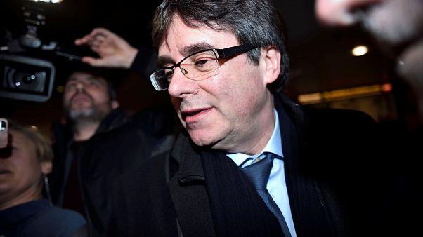 Puigdemont: Kein neuer europäischer Haftbefehl