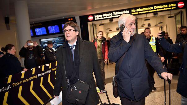 Pas de mandat d'arrêt contre Carles Puigdemont