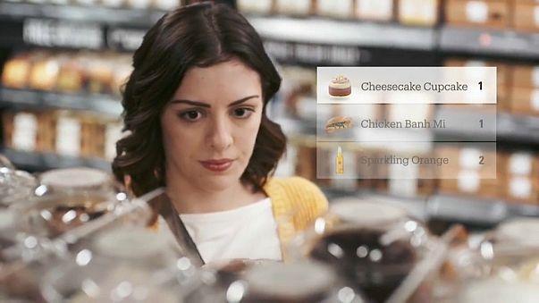 """Amazon представил магазин """"будущего"""""""