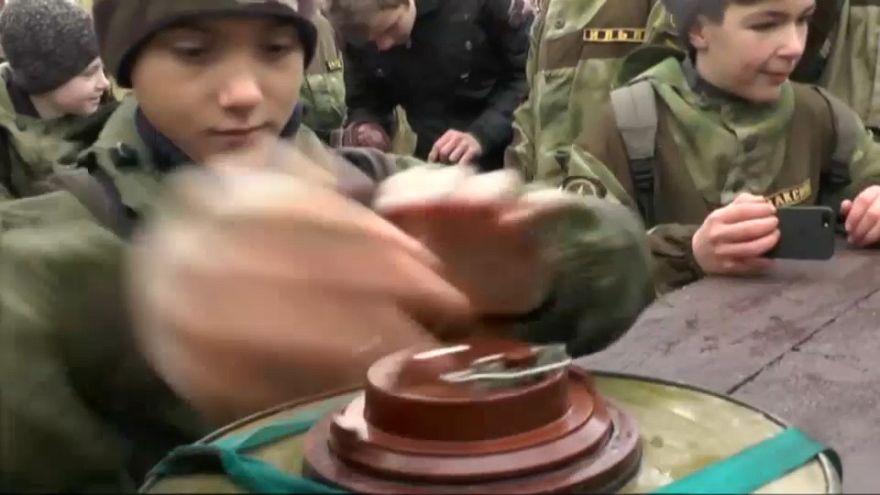 Crimea: come si fa una bomba? Si insegna alle elementari