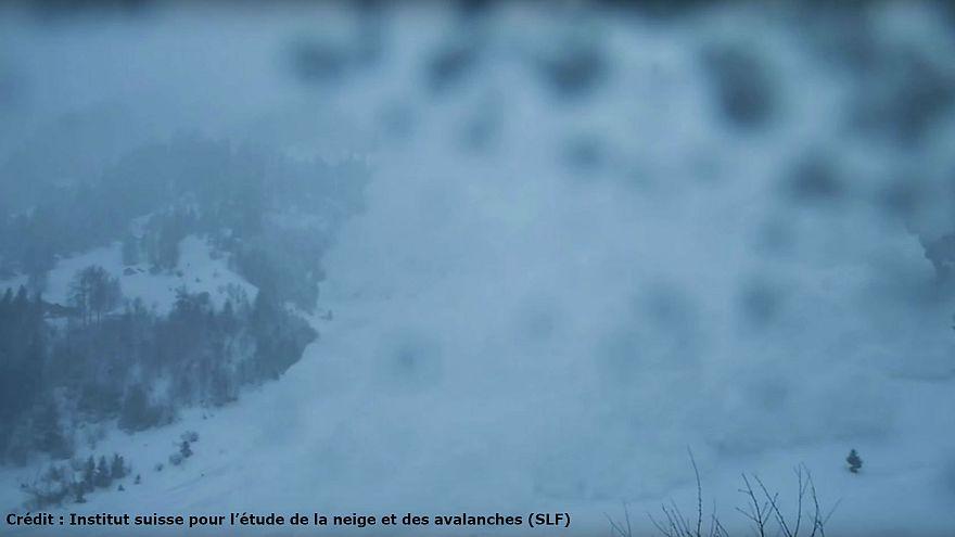 Suisse : risque d'avalanche maximal