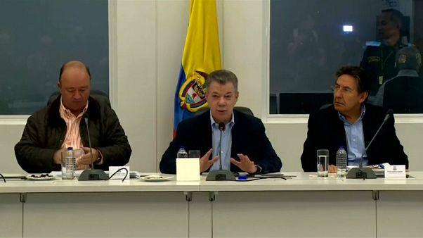 Colômbia: 5ª ronda das negociações de paz