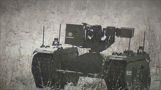 Háborús robotok Észtországban