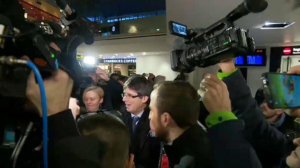 Пучдемона не арестуют в Дании