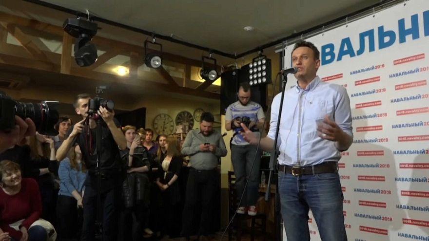 Court shuts down Navalny election fund