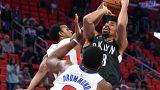 NBA: il buzzer-beater di Dinwiddie consegna la vittoria ai Nets