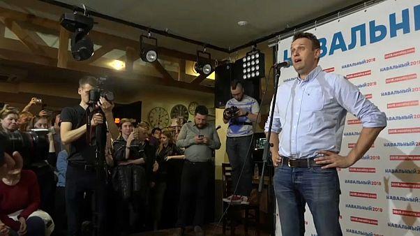 Navalny: liquidata la fondazione per la campagna elettorale