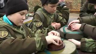Tananyag lesz a tűzszerészet a Krím-félszigeten