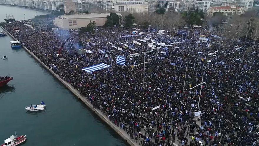 Macedonia, giù le mani dal nome greco. Skopje minimizza le proteste greche