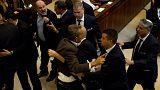 سخنان مایک پنس پارلمان اسرائیل را به تشنج کشاند