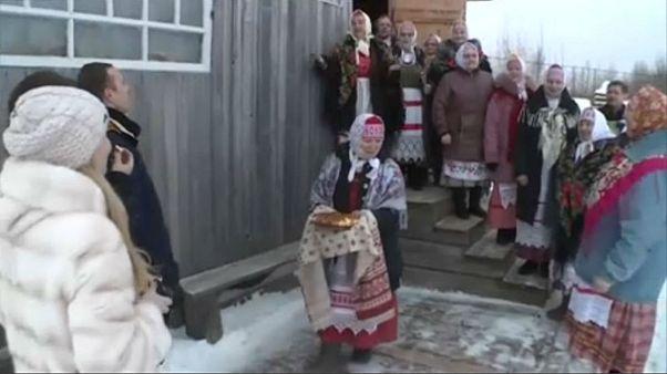 Οι τουρίστες ανακαλύπτουν την «αυθεντική Ρωσία»