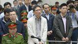 Lebenslange Haft für entführten Vietnamesen