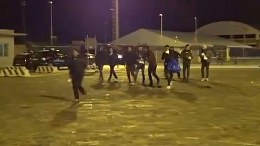 Kiutasították a Tunéziából érkezetteket Szicíliából