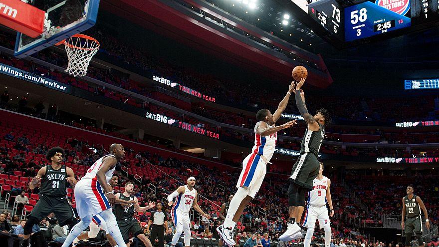 Pistons sofrem quinta derrota consecutiva