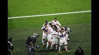 PSG'yi deviren Lyon'da 10 yıl sonra şampiyonluk sesleri