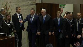 Вице-президент США назвал даты переезда посольства  в Иерусалим
