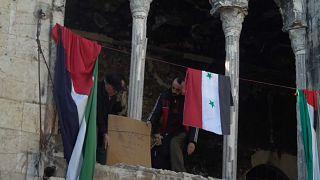 خان الجمهرك في حلب