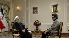 حسن روحانی: الحمدلله کشور ما در میان کشورهای منطقه همیشه آرام بوده است