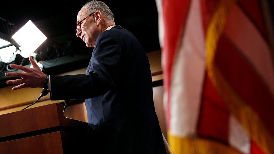 Demokraten geben nach: Regierungsstillstand bald vorbei