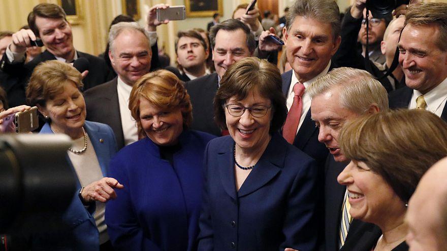 ABD'de federal hükümet yeniden açılıyor