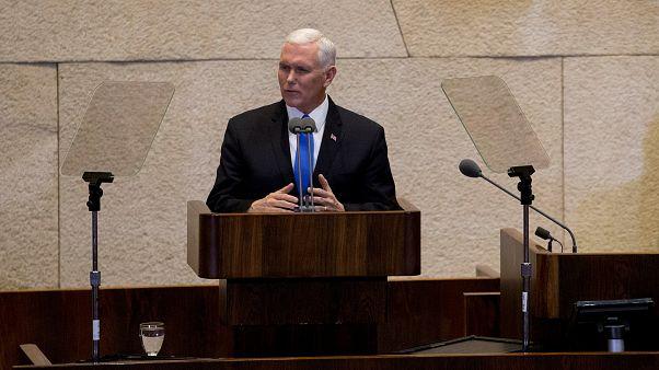 Ισραήλ: Επίσκεψη Μάικ Πενς