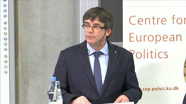 Carles Puigdemont's trip sparks Spanish anger