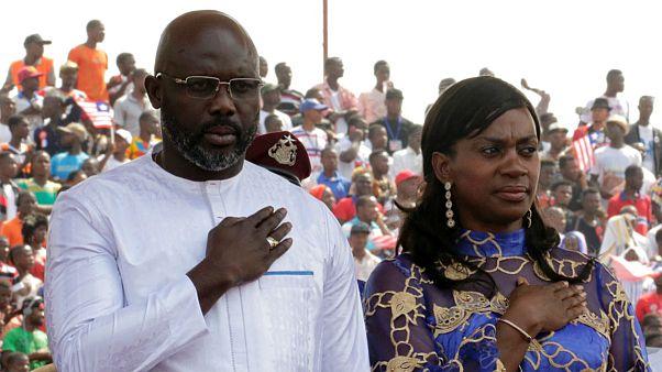 Volt focista Libéria új elnöke