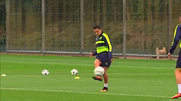 Sanchez már a Manchester Unitedé
