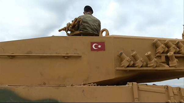 """Эрдоган:"""" Мы не отступим от Африна"""""""