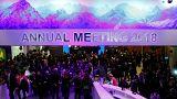 Форум в Давосе: церемония открытия