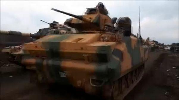 A török hadsereg nem vonul ki Szíriából