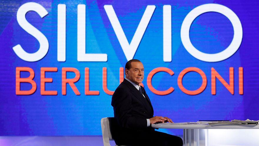 Berlusconi em Bruxelas para operação de charme