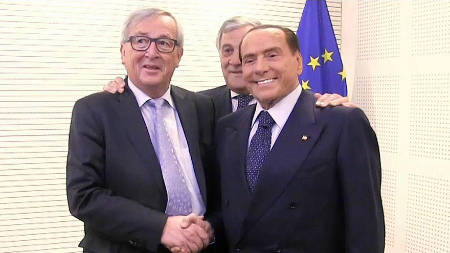 Возвращение Берлускони