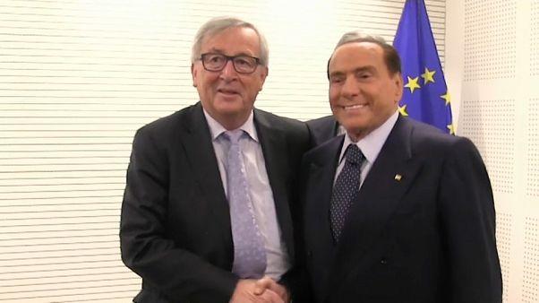 A Bruxelles, Berlusconi incassa l'endorsement del PPE