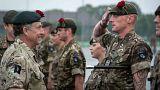 General do exército britânico, Nick Carter